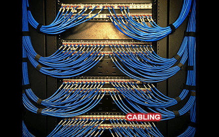 Data Cabling/Network Wiring in Jupiter, Stuart, West Palm Beach and Surrounding Areas