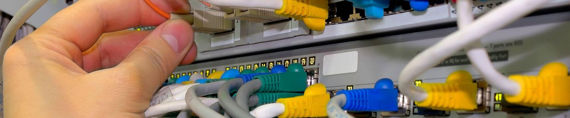 Network Cabling in Palm Beach, Wellington, West Palm Beach, Boynton Beach
